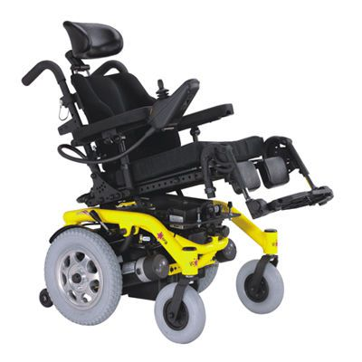 Electric wheelchair / pediatric / exterior P17RT Fantasy RT Heartway Medical Products