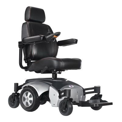 Electric wheelchair / exterior / interior P23C ZEUS C Heartway Medical Products