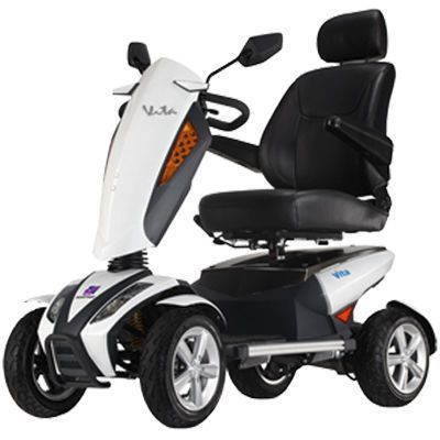4-wheel electric scooter S12 Vita Heartway Medical Products