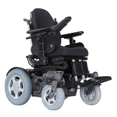 Electric wheelchair / exterior / pediatric P25J FLYER Heartway Medical Products