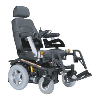 Electric wheelchair / exterior P18CL Era 607 CL Heartway Medical Products