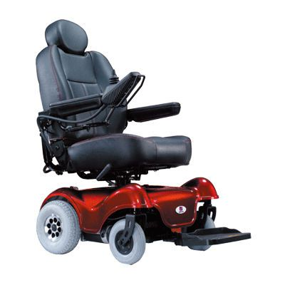 Electric wheelchair / exterior HP4 Rumba S Heartway Medical Products