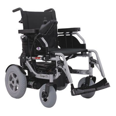 Electric wheelchair / folding / exterior / interior P12SX Escape SX Heartway Medical Products