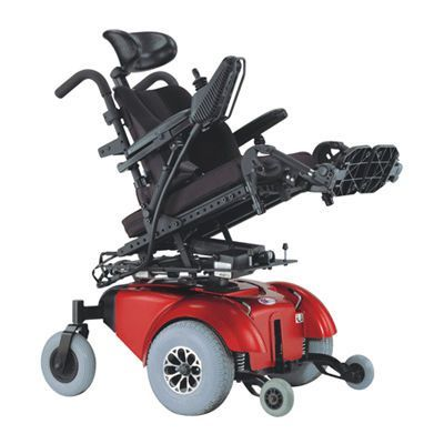 Electric wheelchair / exterior / pediatric HP9RT SMART RT Heartway Medical Products