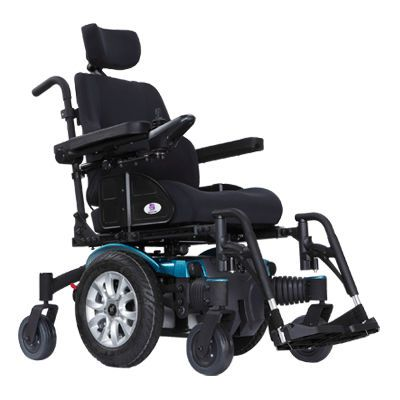 Electric wheelchair / exterior / interior P3DXR Maxx Heartway Medical Products
