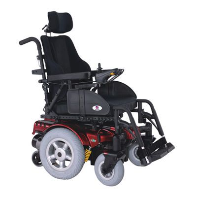 Electric wheelchair / exterior / interior / bariatric P16R Vital R Heartway Medical Products