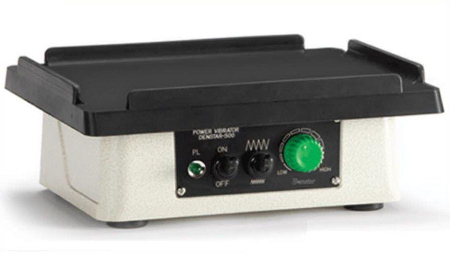 Dental laboratory vibrator DENSTAR * 500 DENSTAR CO.