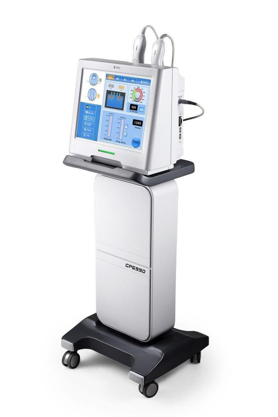 Aesthetic medicine radiofrequency generator Dermatrix Shenzhen GSD Tech