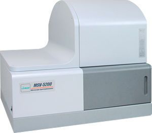 UV-visible absorption spectrometer / NIR / double-beam / with photon multiplier MSV-5000 Jasco