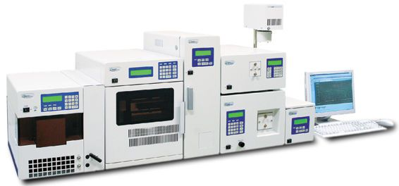 Supercritical fluid chromatography system SF-2000 Jasco