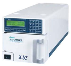 HPLC chromatography detector / UV-visible X-LC 3177UV Jasco