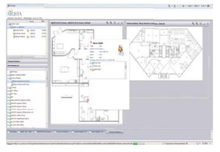 Hospital management and tracking system for RTLS Airista, LLC