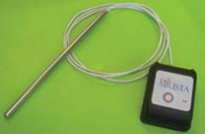 Temperature monitoring system for laboratories / wireless Airista, LLC