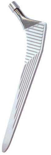 Revision femoral stem / cementless QUADRA-R Medacta