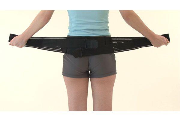 Sacroiliac (SIO) support belt / iliac / sacral Daiya Industry
