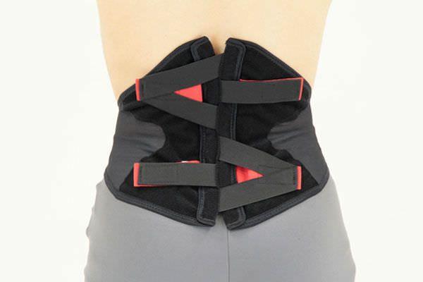 Lumbar support belt Daiya Industry