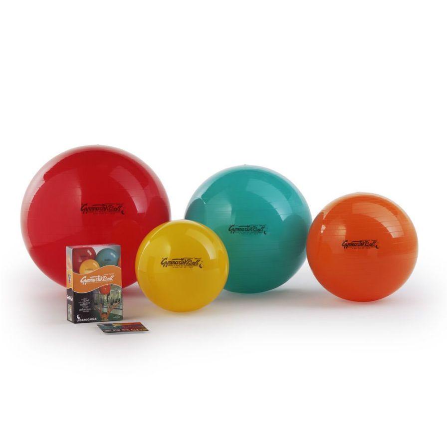 Large size Pilates ball ø 42 - 75 cm | Original Pezzi® STANDARD Ledragomma Original Pezzi