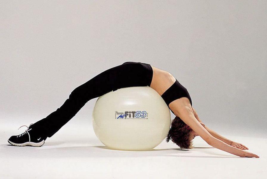 Large size Pilates ball ø 53 - 75 cm | Original Pezzi® Hi?Fit® STANDARD Ledragomma Original Pezzi