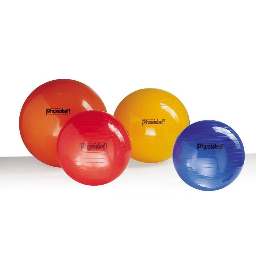Large size Pilates ball ø 85 - 120 cm | Original Pezzi® Physioball® STANDARD Ledragomma Original Pezzi