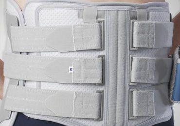 Sacral support belt / lumbar / lumbosacral (LSO) / rigid DR-B017 Dr. Med