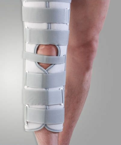 Knee splint (orthopedic immobilization) DR-K106 Dr. Med