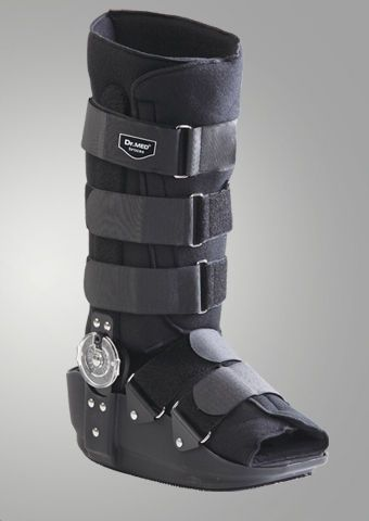 Long walker boot / articulated DR-A017-4 Dr. Med
