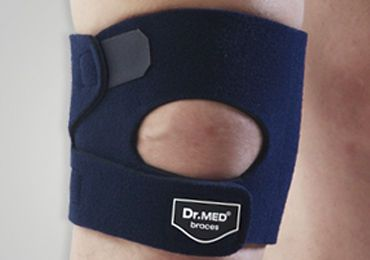Knee orthosis (orthopedic immobilization) / patella stabilisation DR-K142 Dr. Med