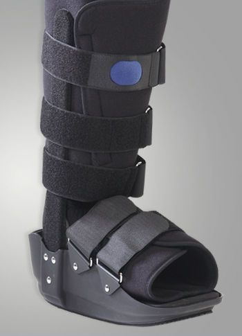 Long walker boot / inflatable DR-A017-1 Dr. Med