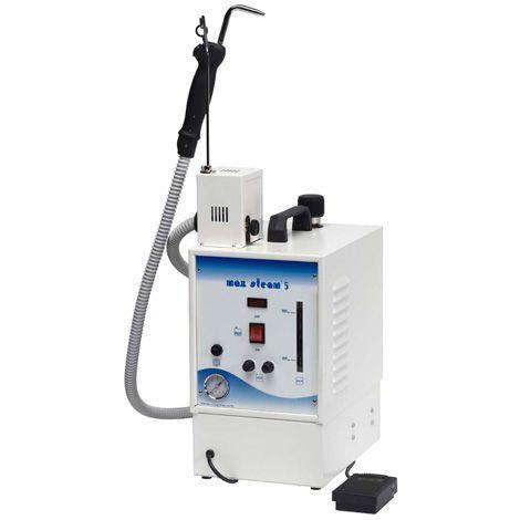 Dental laboratory steam generator MS 5P max steam by max stir srl