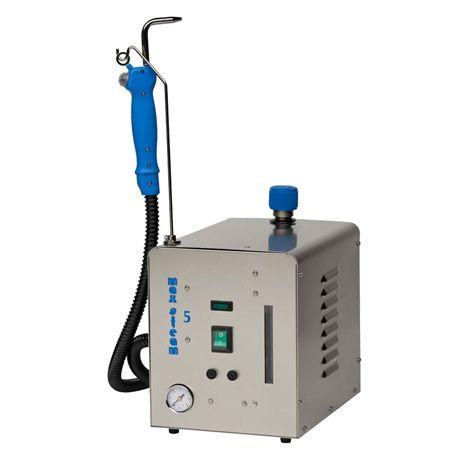 Dental laboratory steam generator MS LUXORY max steam by max stir srl