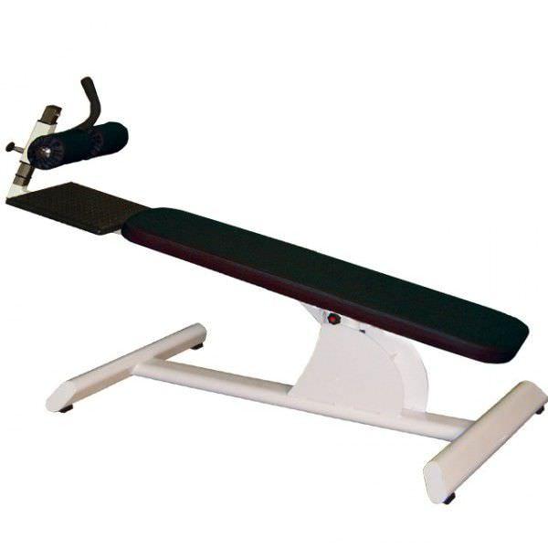Abdominal crunch bench (weight training) / abdominal crunch / traditional / adjustable BC13 Multiform?