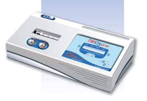 Ozone therapy unit Triozone™ 5230 CLEM prevention