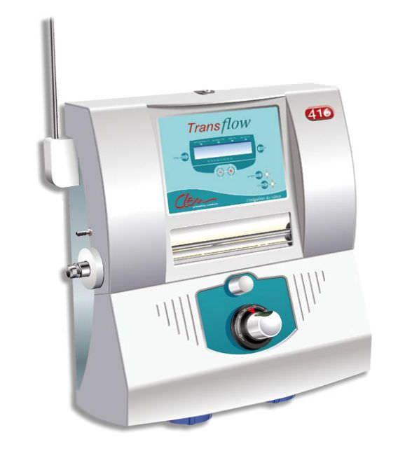 Hydrotherapy unit Transflow CLEM prevention