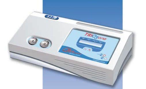 Ozone therapy unit Triozone™ 5220 CLEM prevention