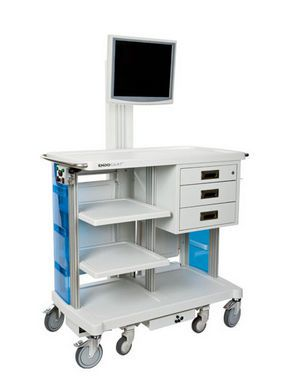 Endoscopy trolley EDM-100B EndoChoice