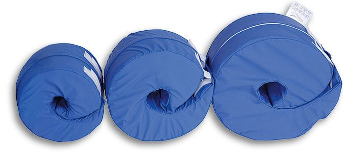 Protection cushion / foam / cylindrical Care of Sweden