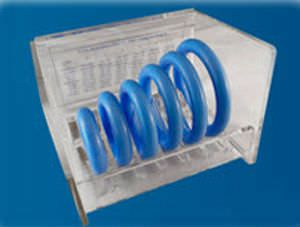 Ring vaginal pessary / without support FS1000, FS8000 Panpac Medical Corp.