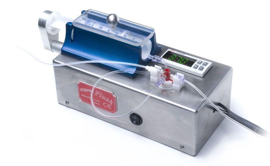 Ovocytarian puncture system STEINER IVFETFLEX