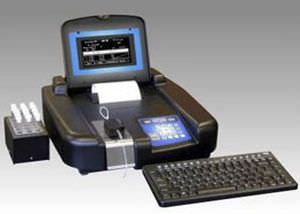 Semi-automatic biochemistry analyzer Stat Fax 3300 Awareness Technology, Inc.