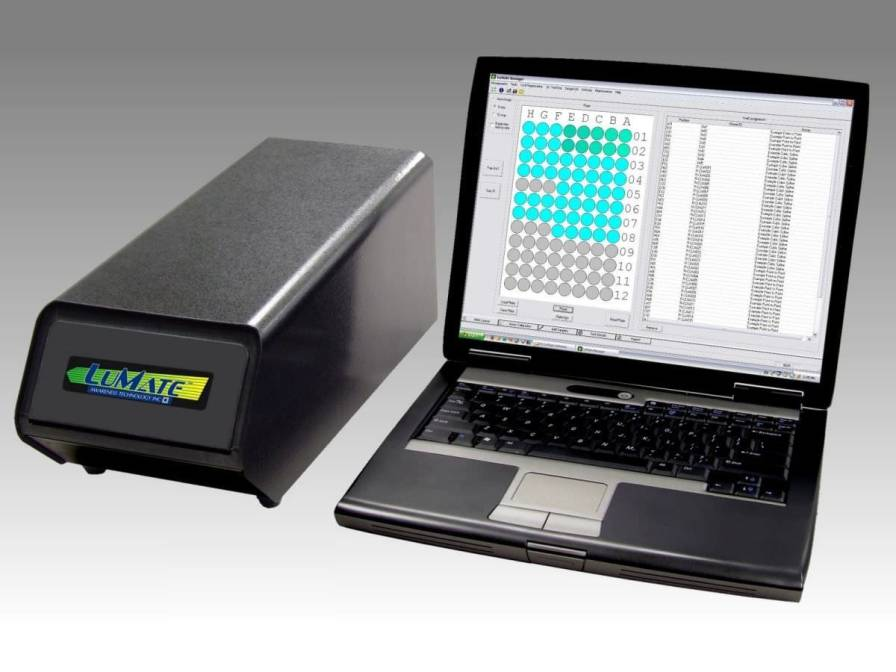 Automatic immunoassay analyzer / chemiluminescence LUMATE Awareness Technology, Inc.
