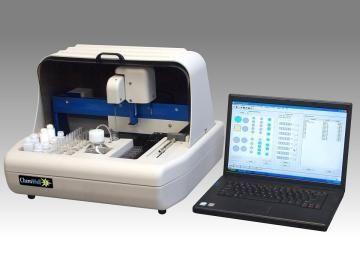 Automatic biochemistry analyzer / bench-top CHEMWELL-T Awareness Technology, Inc.
