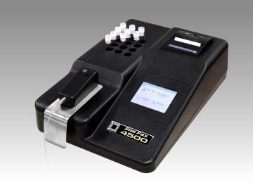 Semi-automatic biochemistry analyzer STAT FAX 4500 Awareness Technology, Inc.