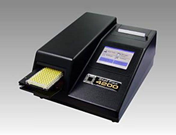 Microplate reader STAT FAX 4200 Awareness Technology, Inc.