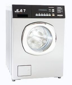 Front-loading washer-extractor / for healthcare facilities 6 - 10 kg | JLA series JLA