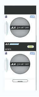 Healthcare facility clothes dryer JLA