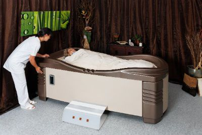 Classic water massage table Plénitude Somethy