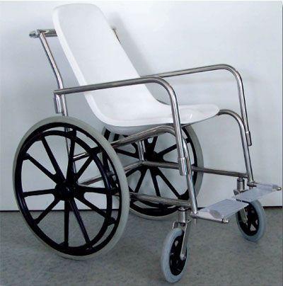 Passive wheelchair / amphibious Somethy
