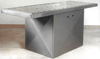 Mortuary washing table Fixed Washing Table Morquip