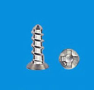 Not absorbable compression bone screw 1.5 mm | MA1.5-5-02 Ningbo Cibei Medical Treatment Appliance