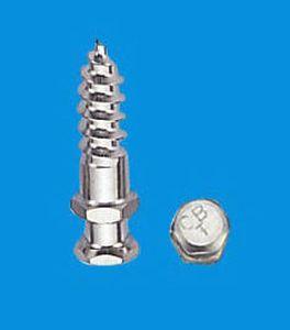 Not absorbable compression bone screw 2.0 mm | MC2.0-9-106 Ningbo Cibei Medical Treatment Appliance
